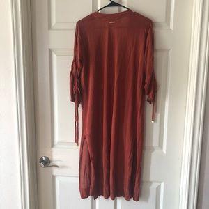 MICHAEL Michael Kors Sweaters - Michael kors open front long cardigan